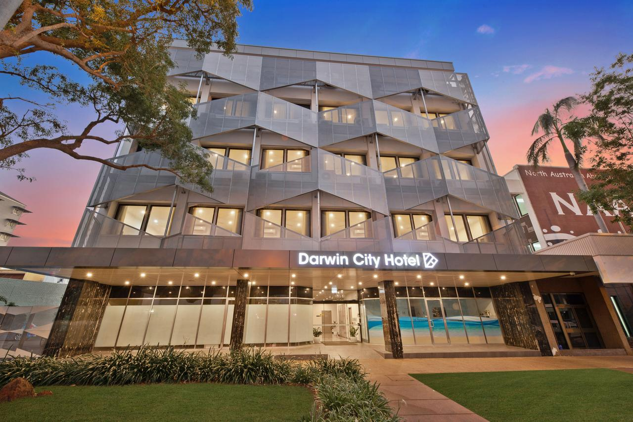 Darwin City Hotel - Redcliffe Tourism
