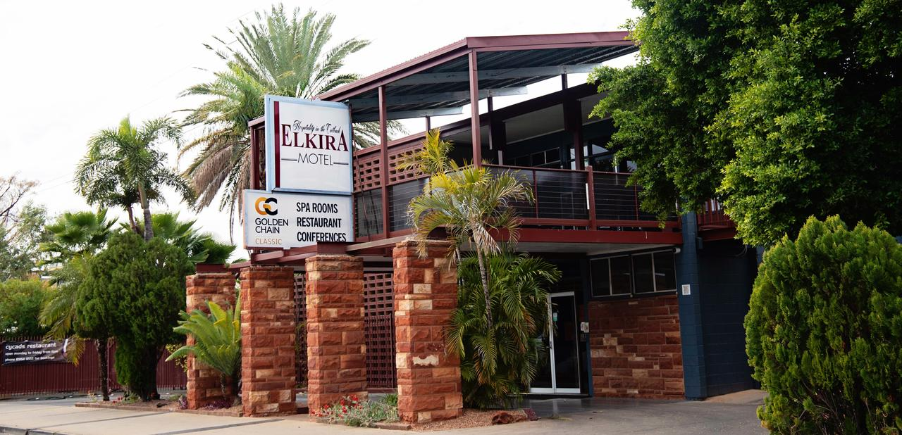 Elkira Court Motel - Redcliffe Tourism