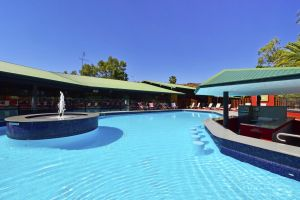 Mercure Alice Springs Resort - Redcliffe Tourism