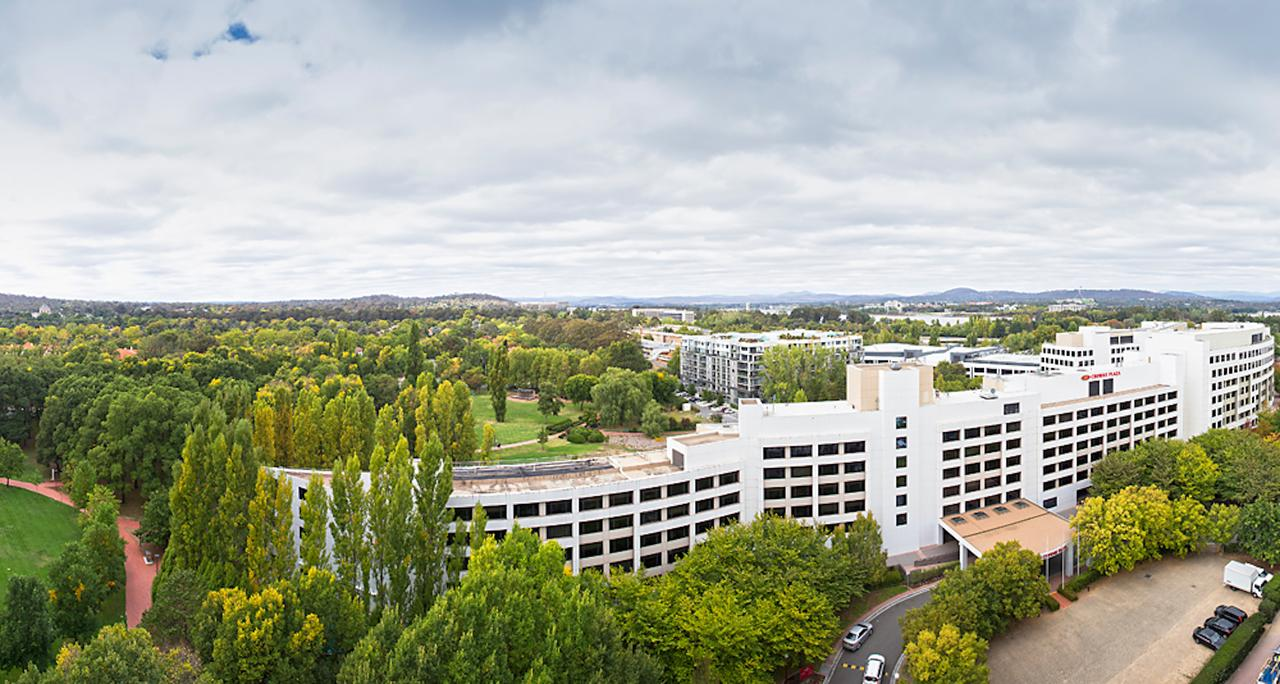 Crowne Plaza Canberra - Redcliffe Tourism