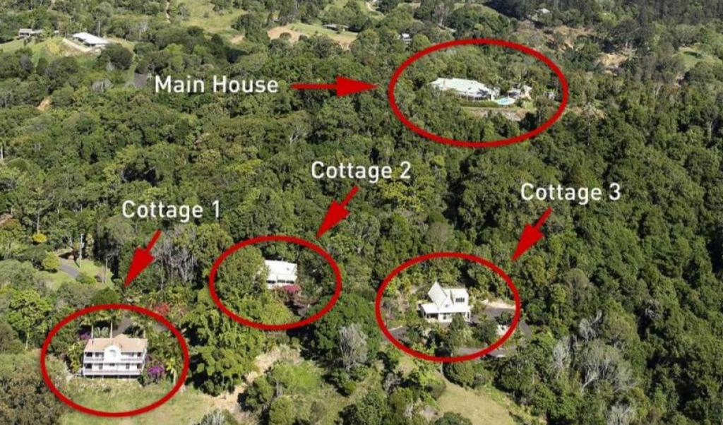 Cooroy Country Cottages - Redcliffe Tourism