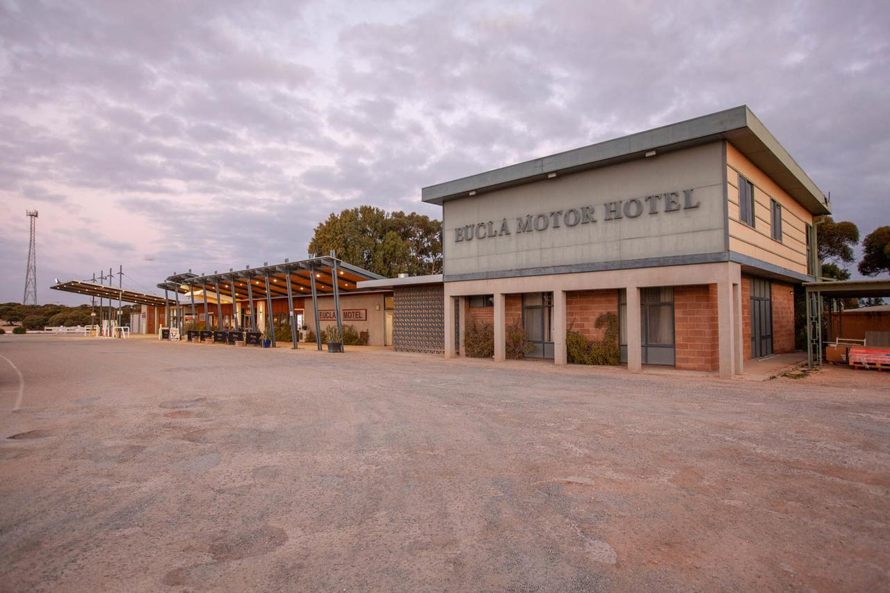 EUCLA MOTOR HOTEL - Redcliffe Tourism