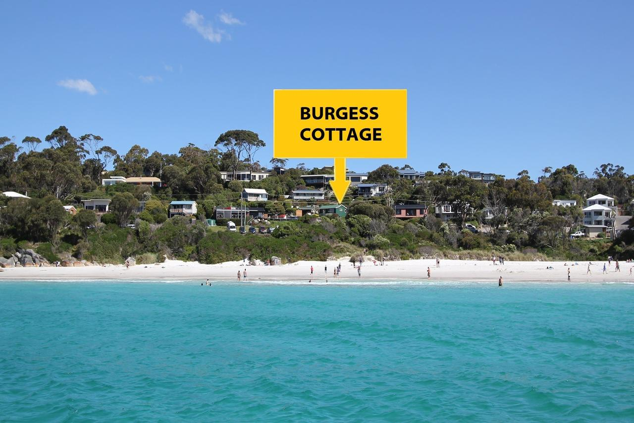 Burgess Cottage - Redcliffe Tourism