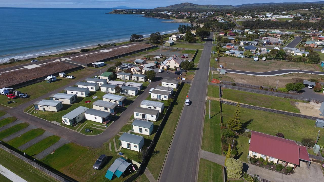 Swansea Holiday Park Tasmania - Redcliffe Tourism