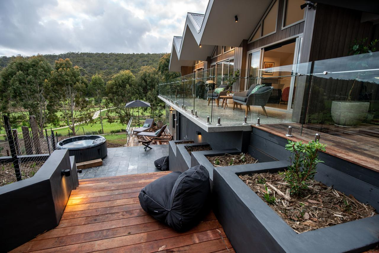 Adventure Bay Retreat Bruny Island - Redcliffe Tourism