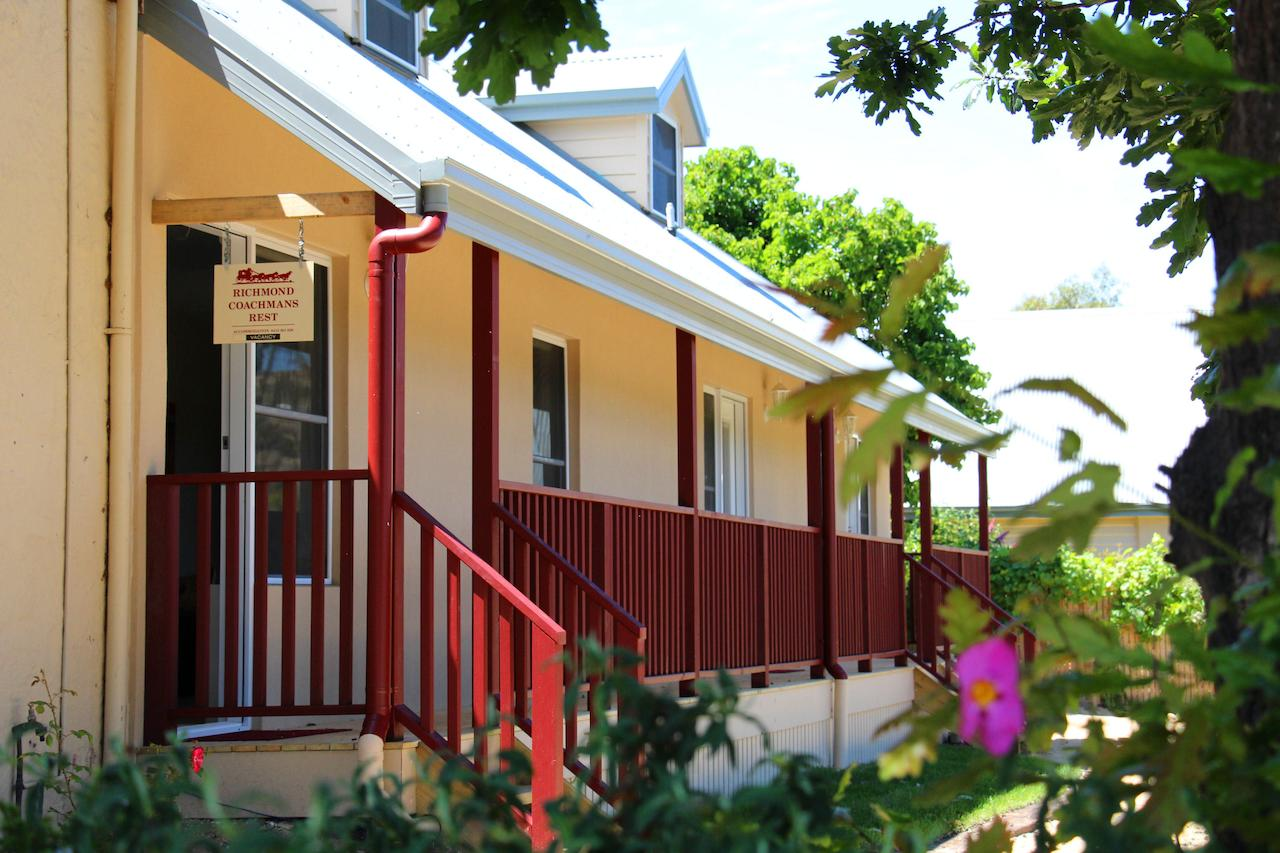 Richmond Coachmans Rest - Redcliffe Tourism