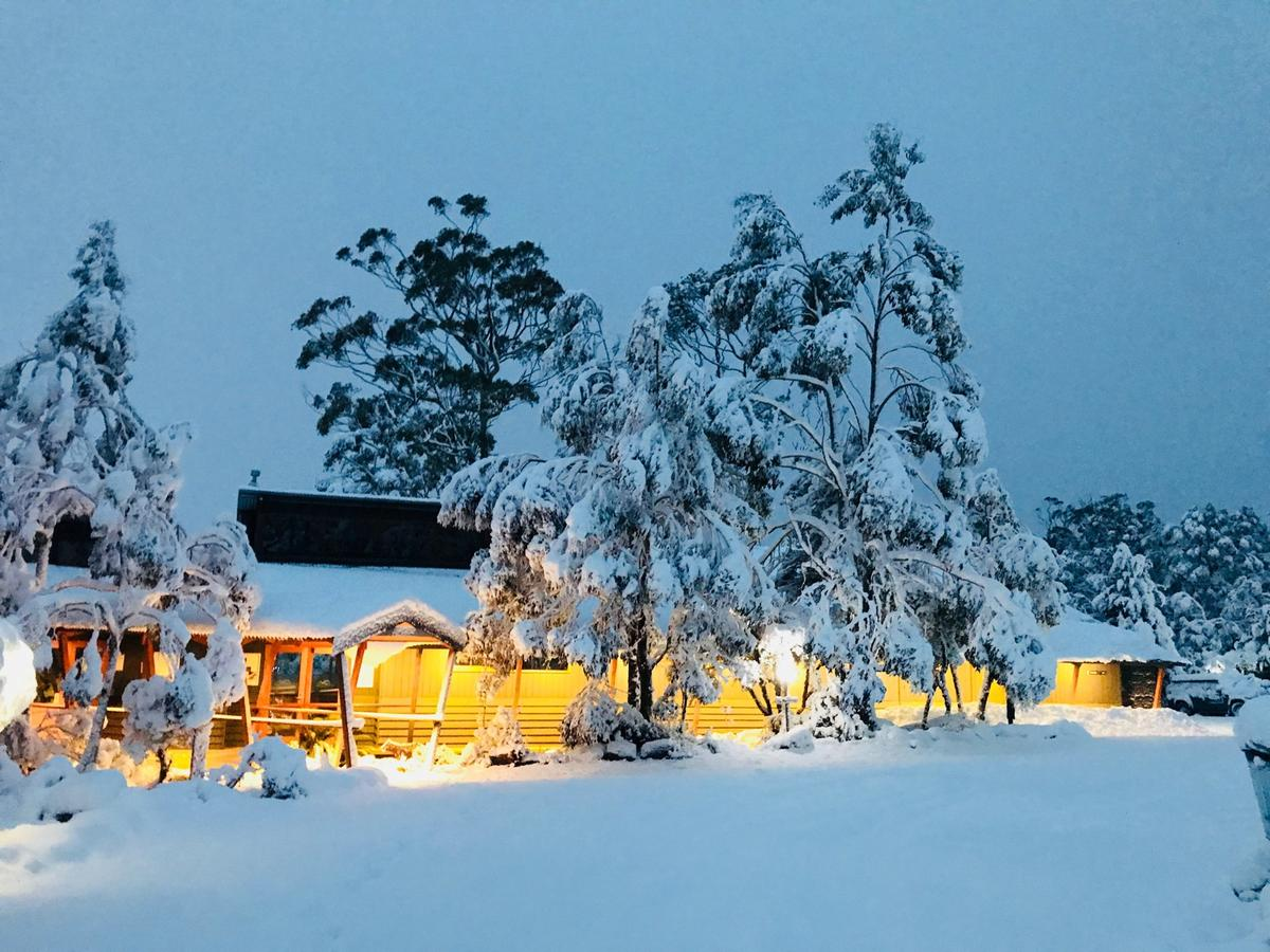 Cradle Mountain Wilderness Village - Redcliffe Tourism