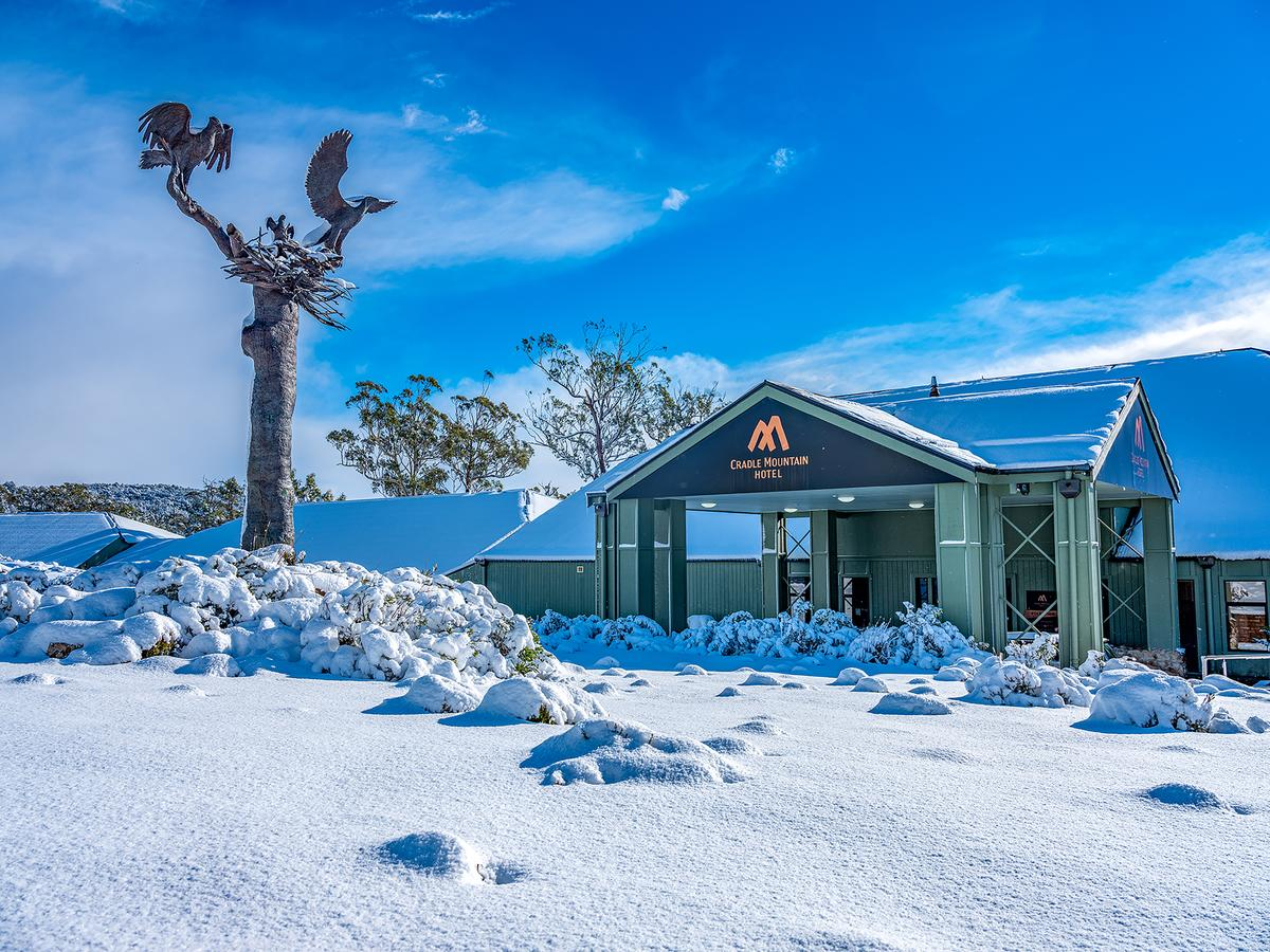 Cradle Mountain Hotel - Redcliffe Tourism