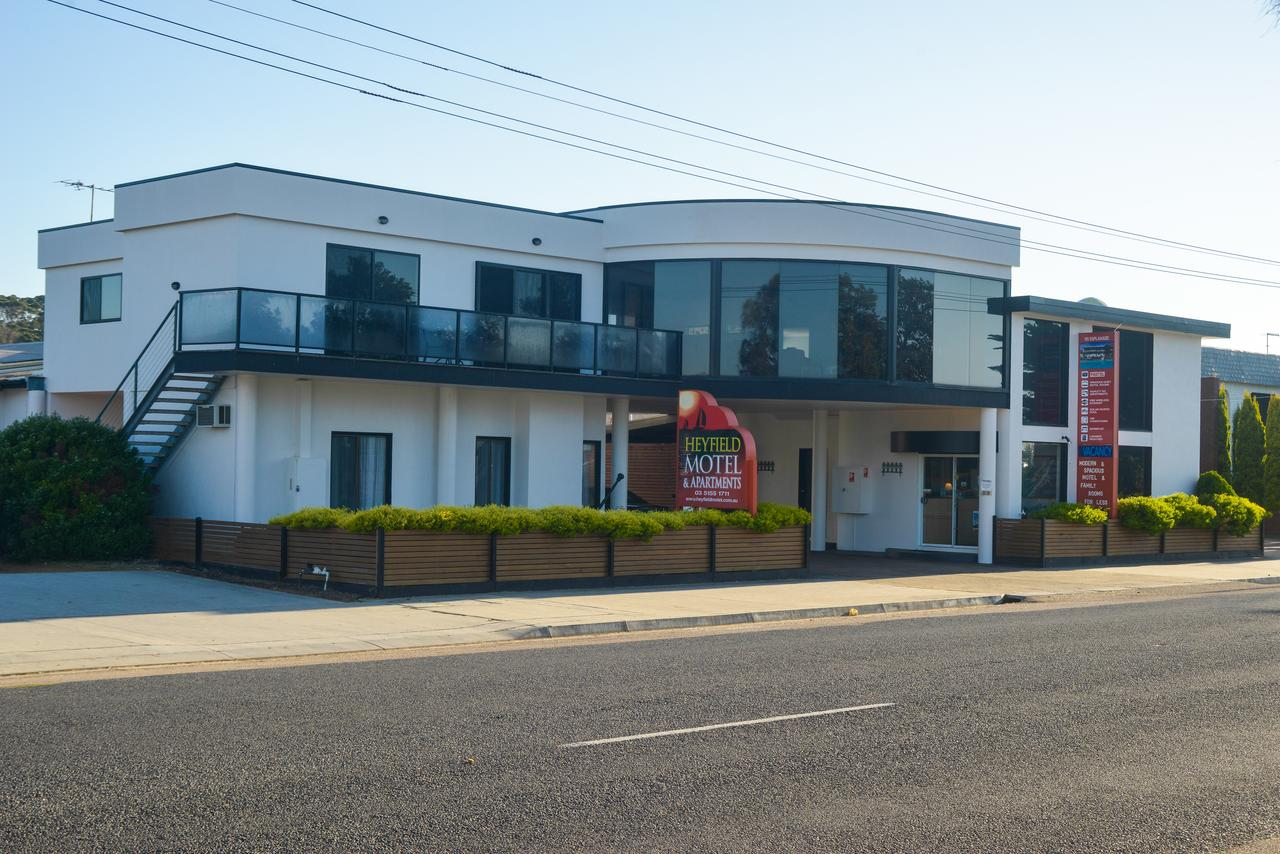 Heyfield Motel and Apartments - Redcliffe Tourism
