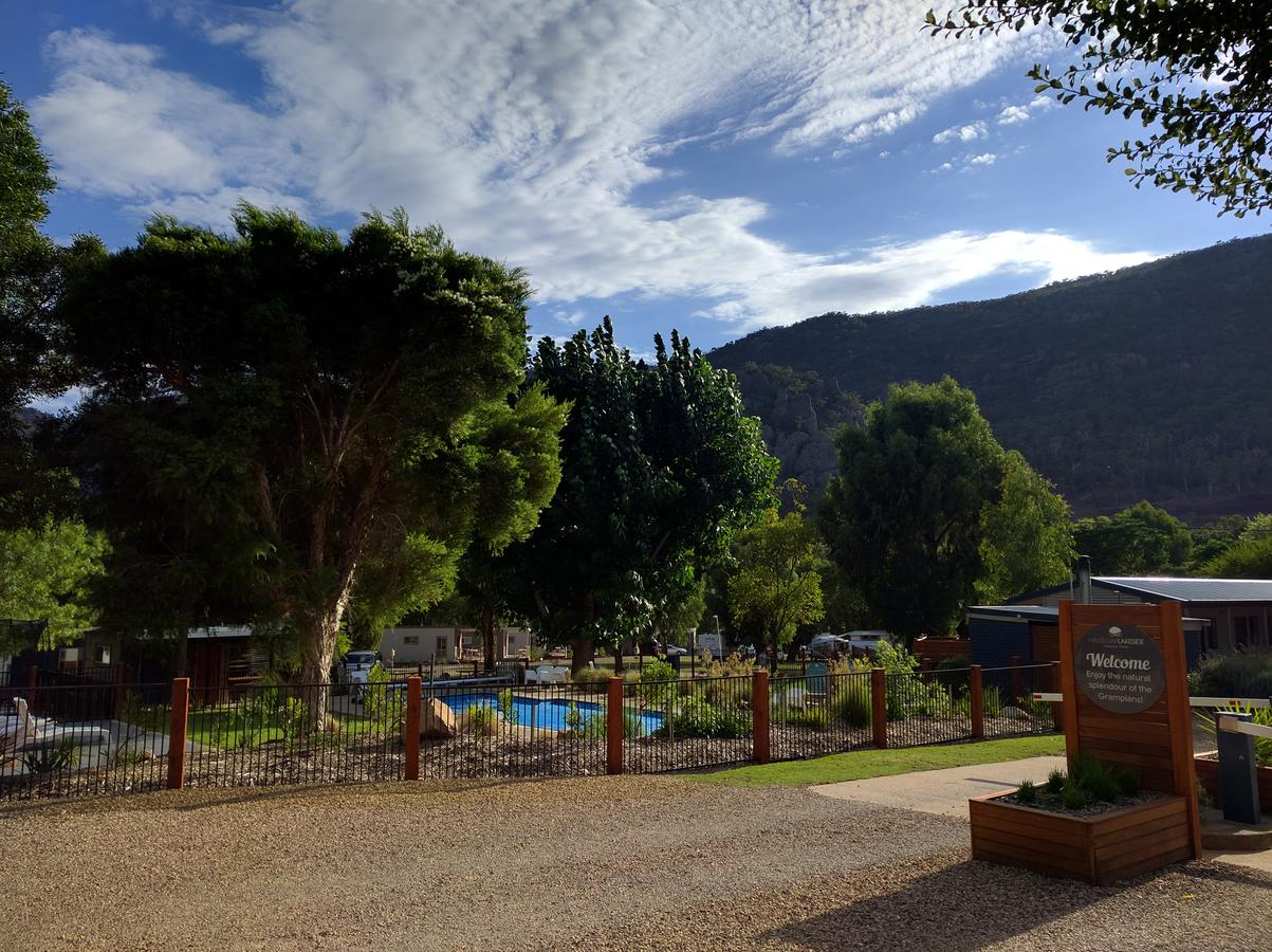Halls Gap Lakeside Tourist Park - Redcliffe Tourism