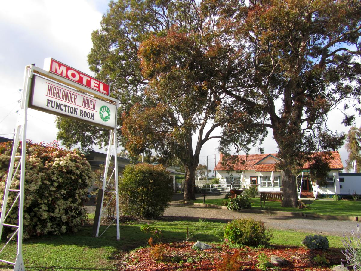 Highlander Haven Motel - Redcliffe Tourism