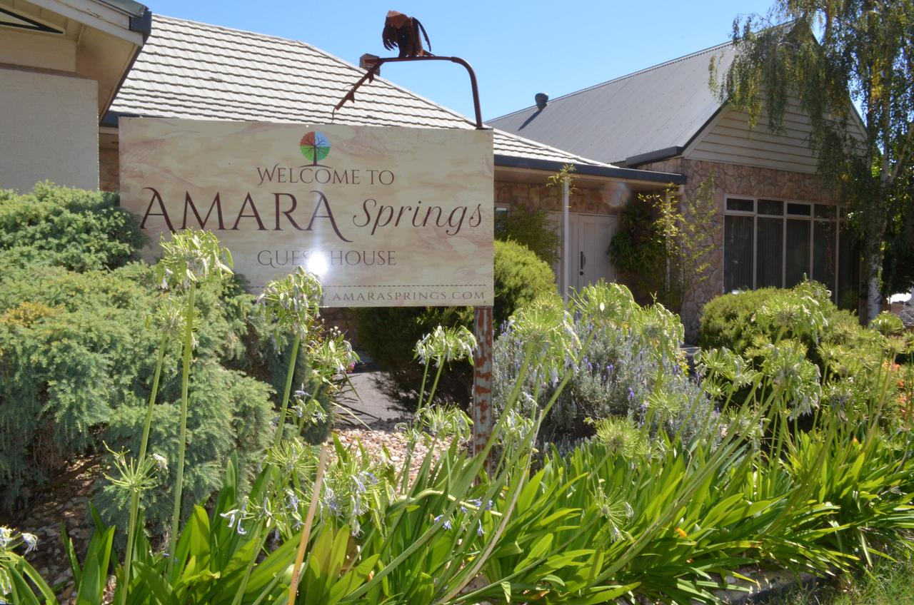 Amara Springs Guest House - Redcliffe Tourism