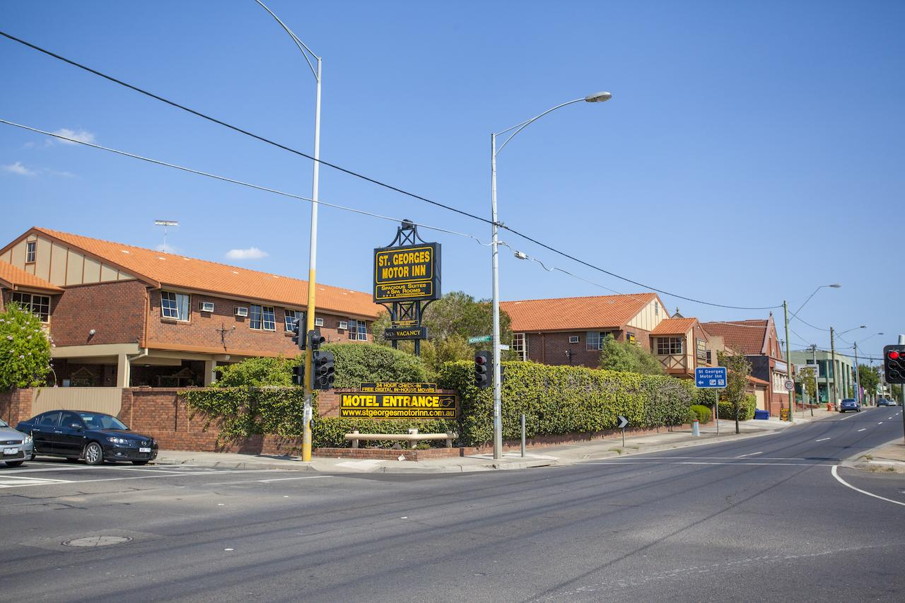 St Georges Motor Inn - Redcliffe Tourism