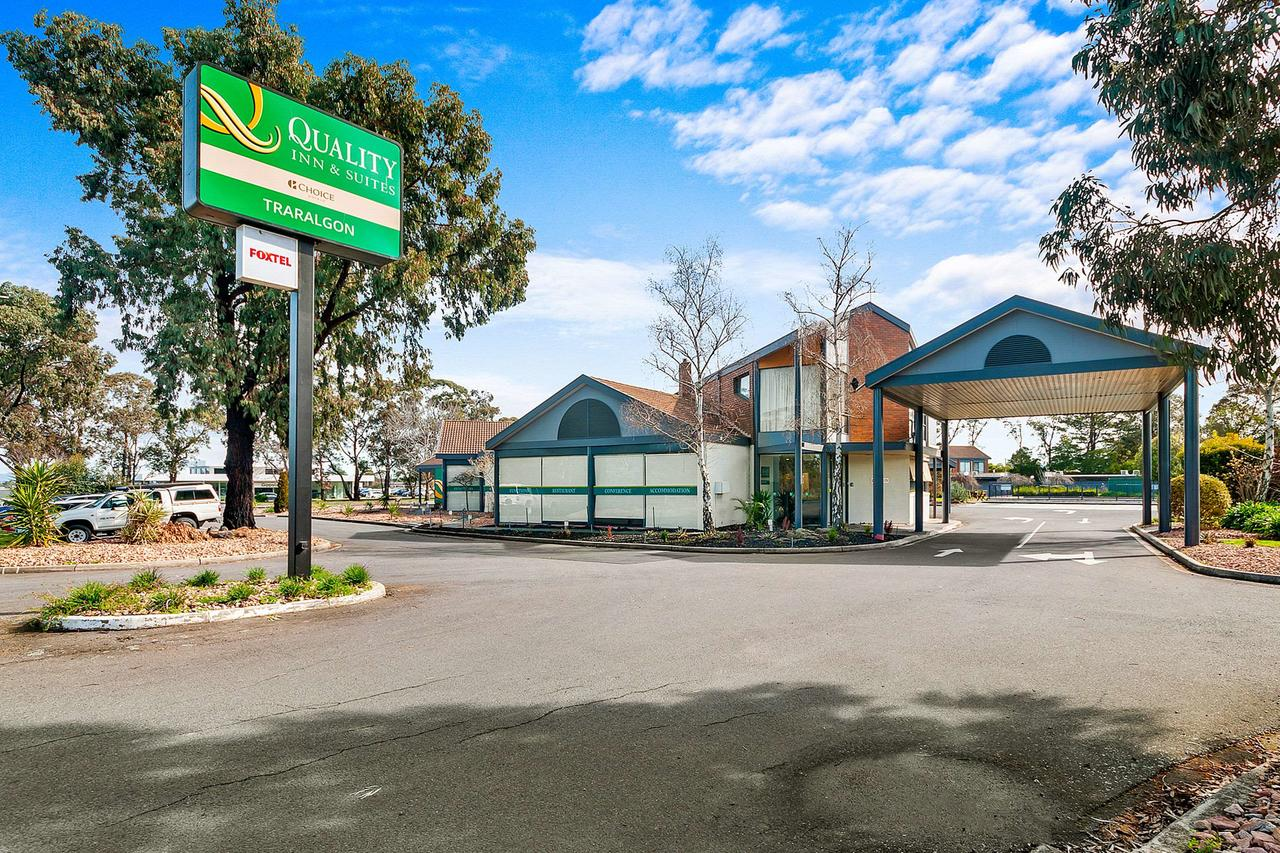 Quality Inn  Suites Traralgon - Redcliffe Tourism