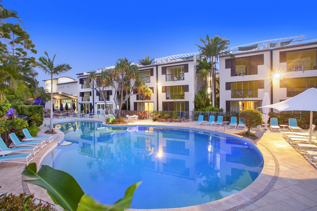 Noosa Blue Resort - Redcliffe Tourism