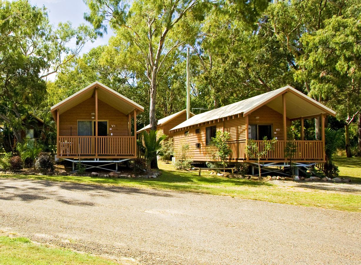 Captain Cook Holiday Village 1770 - Redcliffe Tourism
