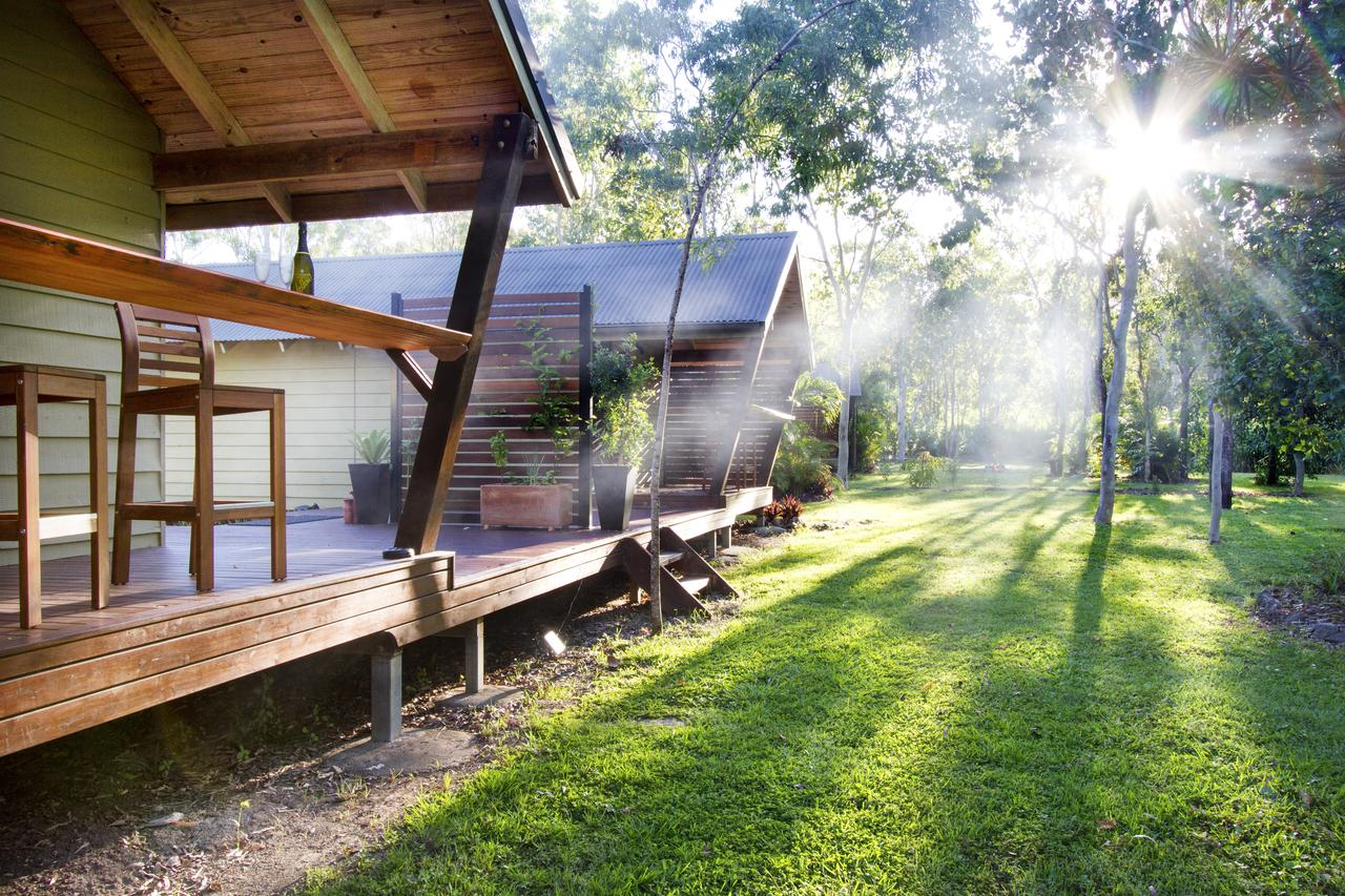 Airlie Beach Eco Cabins - Redcliffe Tourism