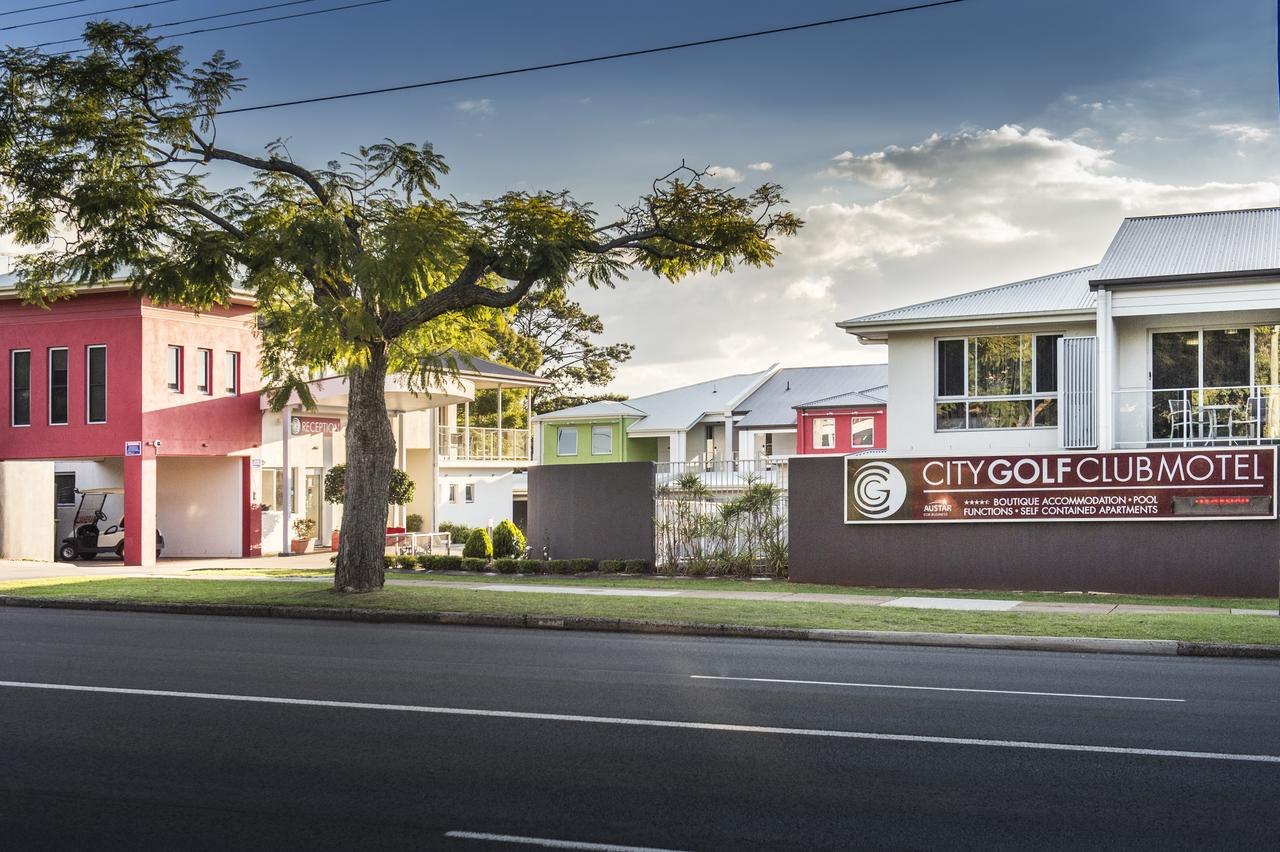 City Golf Club Motel - Redcliffe Tourism