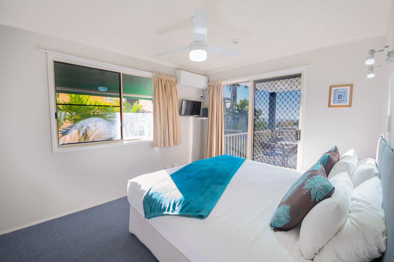 Airlie Apartments - Redcliffe Tourism