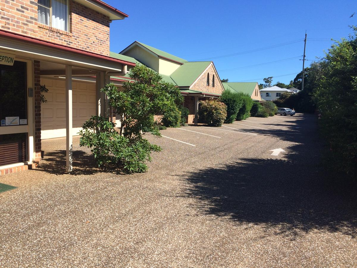 Country Gardens Motor Inn - Redcliffe Tourism