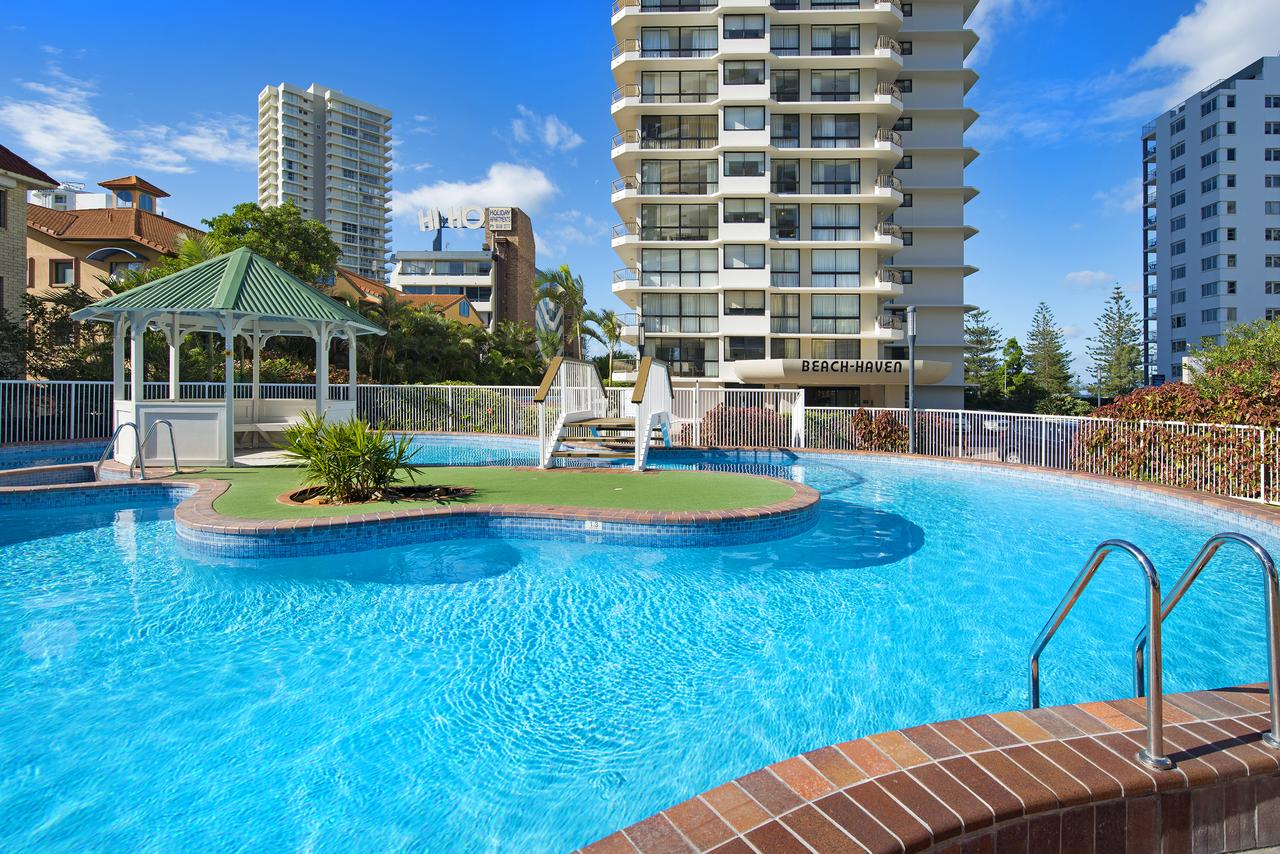 ULTIQA Beach Haven on Broadbeach - Redcliffe Tourism