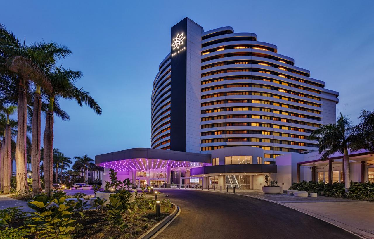 The Star Grand at The Star Gold Coast - Redcliffe Tourism