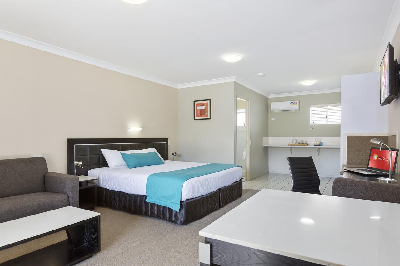 Comfort Inn North Brisbane - Redcliffe Tourism