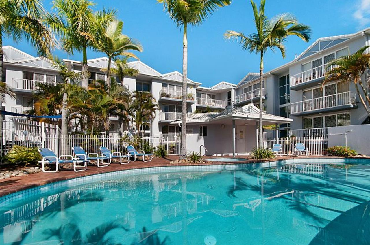 Champelli Palms Apartments - Redcliffe Tourism