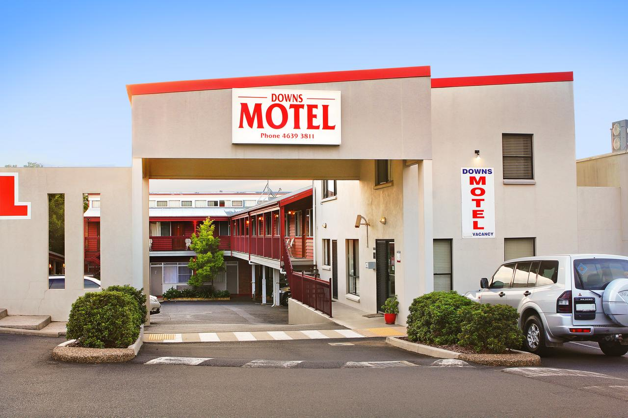 Downs Motel - Redcliffe Tourism