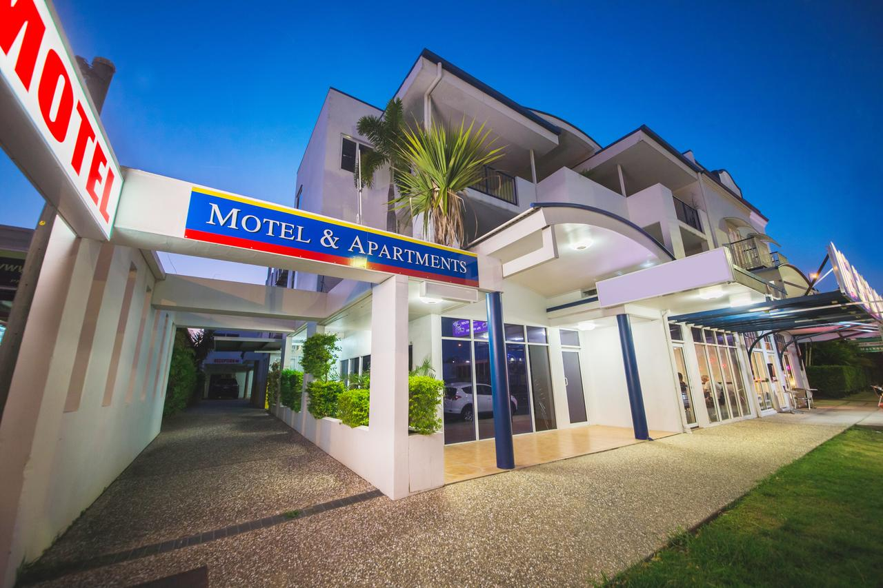 Cosmopolitan Motel  Serviced Apartments - Redcliffe Tourism
