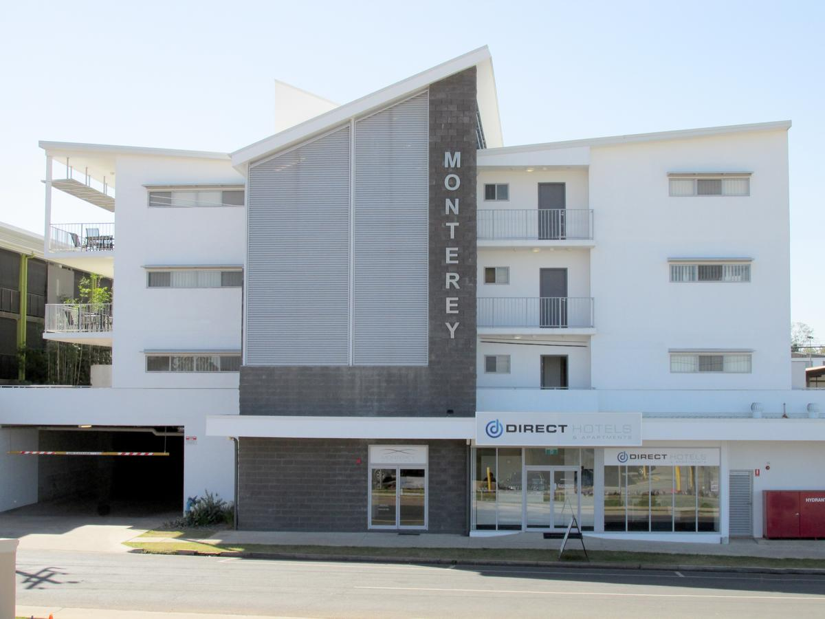Direct Hotels - Monterey Moranbah - Redcliffe Tourism