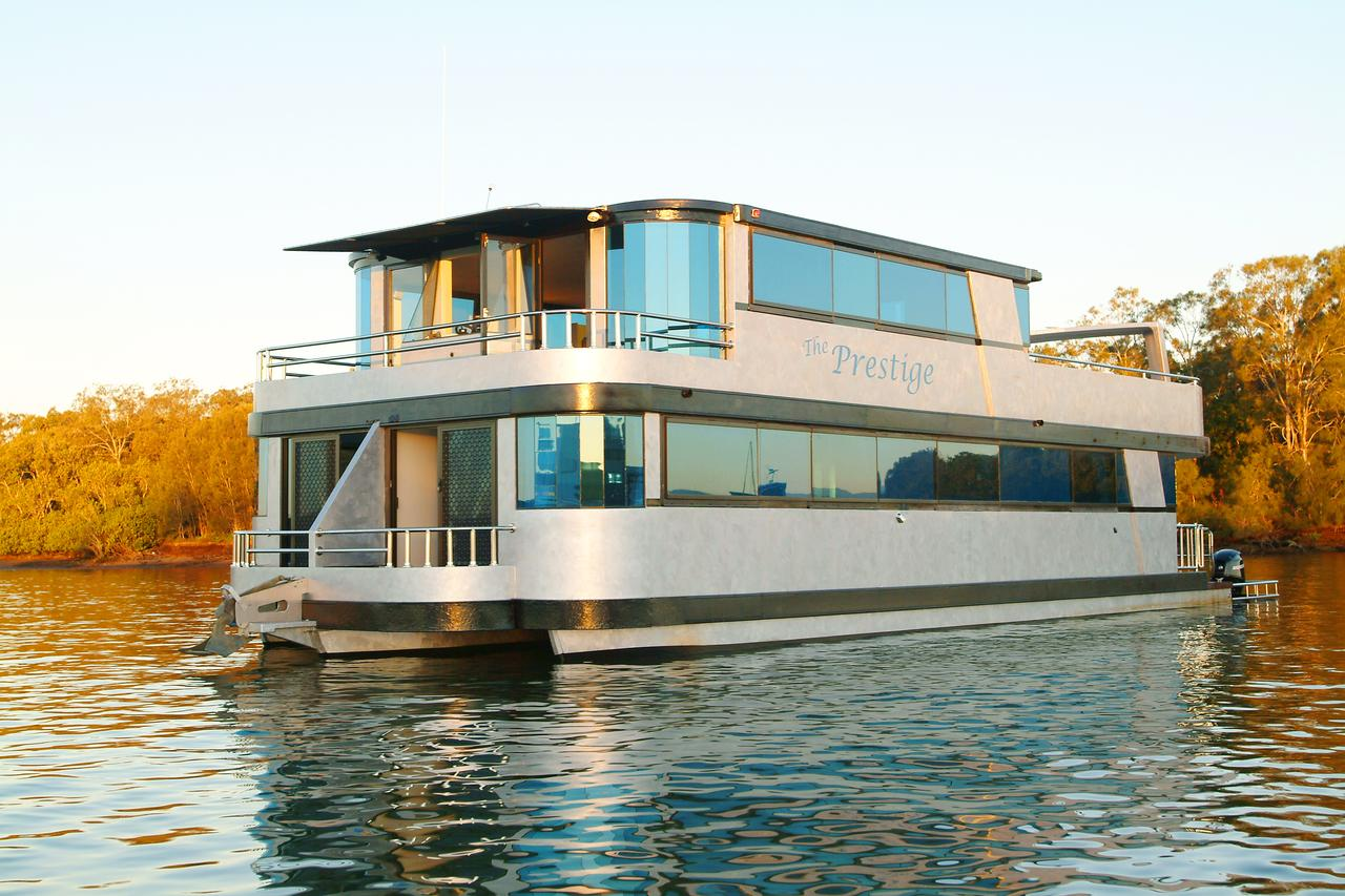Coomera Houseboats - Redcliffe Tourism