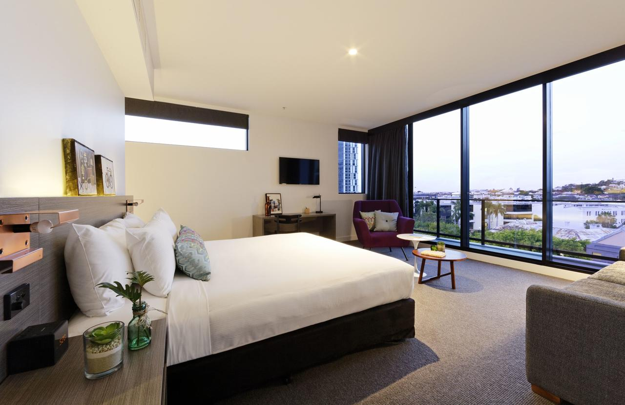 Alpha Mosaic Hotel Fortitude Valley Brisbane - Redcliffe Tourism