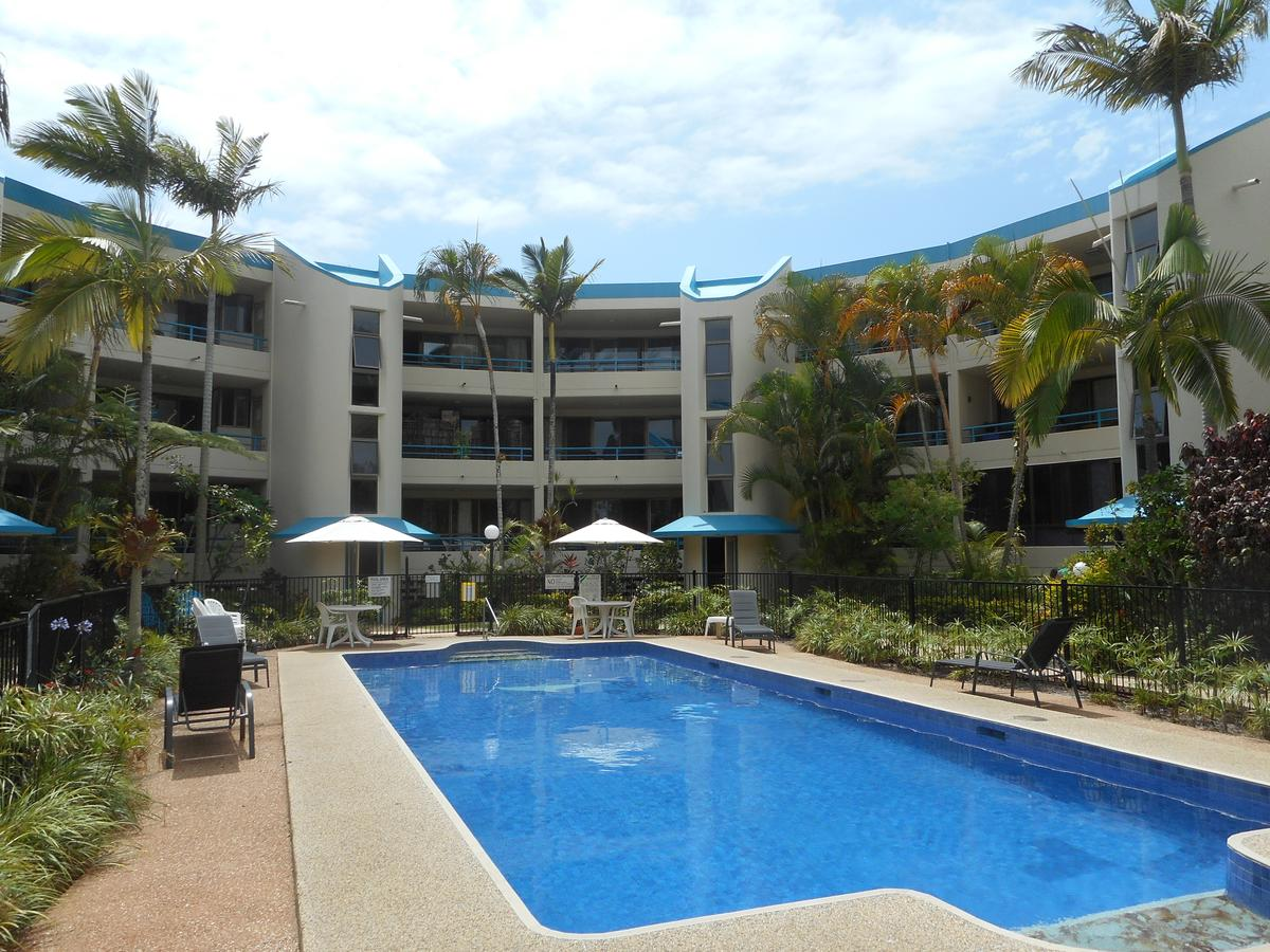 Placid Waters Holiday Apartments - Redcliffe Tourism