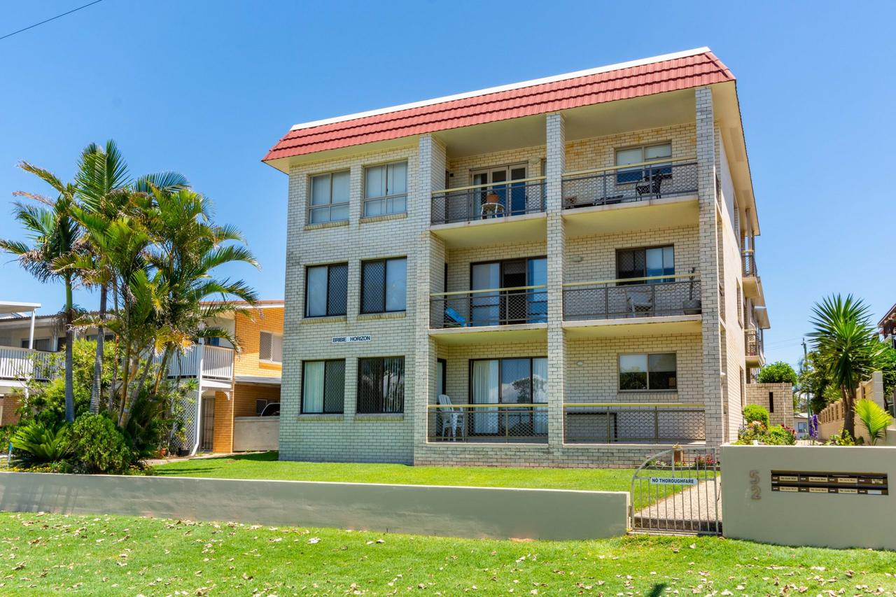 Enjoy the sea breezes from the balcony - Boyd St Woorim - Redcliffe Tourism