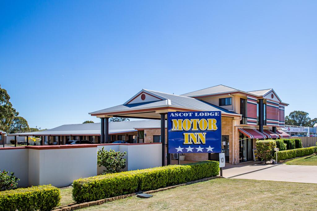 Ascot Lodge Motor Inn - Redcliffe Tourism
